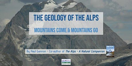 The geology of the Alps tickets