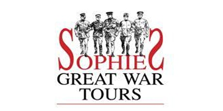 Sophie's Great War Tours Talk tickets