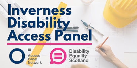 Inverness Disability Access Panel - Open Meeting tickets