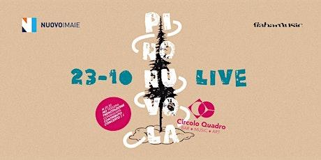 Pino Nuvola   Fremor Arborum Reprise Tour biglietti