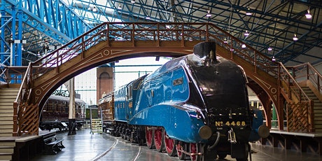 Global Campus Trip: National Railway Museum tickets