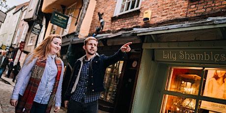 Global Campus Trip: York Treasure Hunt tickets