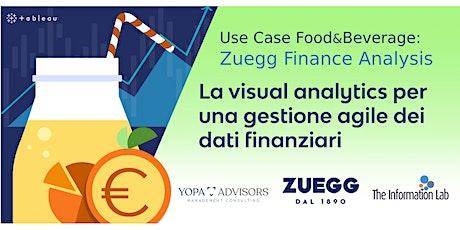 Use Case Food&Beverage: Zuegg biglietti