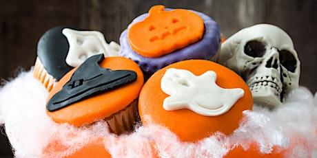 Make Bake Decorate Halloween Cupcakes tickets