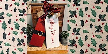 Holiday Hang Tags tickets