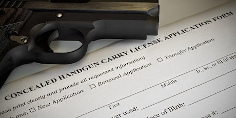 Principles for Concealed Carry and Personal Defense tickets