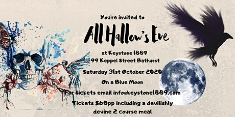 All Hallows Eve tickets