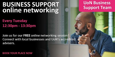Business Support Online Networking tickets