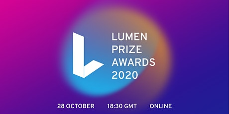 The Lumen Prize 2020 Awards Programme tickets