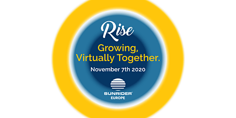 Sunrider® Europe Summit 2020 tickets