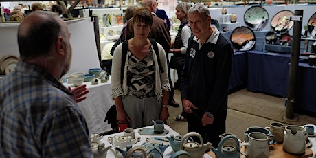 Potfest in the Pens. The UK's original artisan, pottery and ceramics market tickets