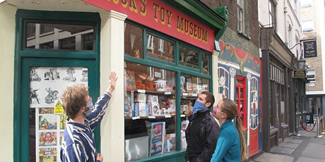 Pollock's Toy Museum  4pm Friday Tour tickets