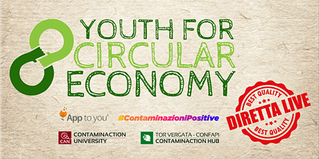 Youth for Circular Economy biglietti