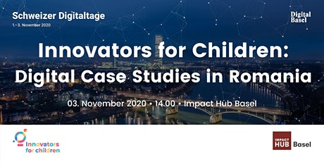 Innovators for Children: Digital Case Studies in Romania billets