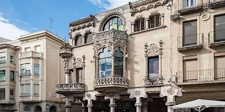 Ruta Reus modernista y Centro Gaudí experience. entradas