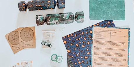 Eco- Friendly Christmas Cracker Making Workshop tickets