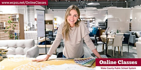 Introduction to Interior Design - Online Class tickets
