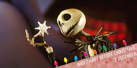 Cinema in the Snow: Nightmare Before Christmas tickets