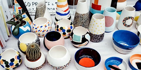 Christmas Ceramics Market online sale tickets