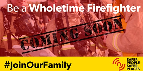 Wholetime Firefighter  Fitness and Nutrition Workshop tickets