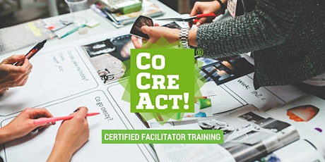 CoCreACT® Certified Facilitator Training - Mai 2021 (Deutsch) Tickets