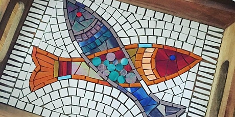 Houghton Half Term: Mosaics with artist Dionne Ible tickets