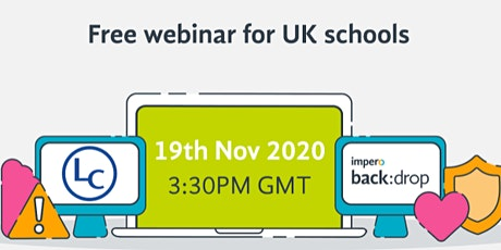 FREE Webinar for School! Insights to DfE Funding, G-Suite and Impero tickets