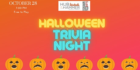 Halloween Trivia at Shawn and Eds tickets