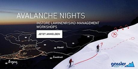 ORTOVOX AVALANCHE NIGHTS | Bergsport Gassler