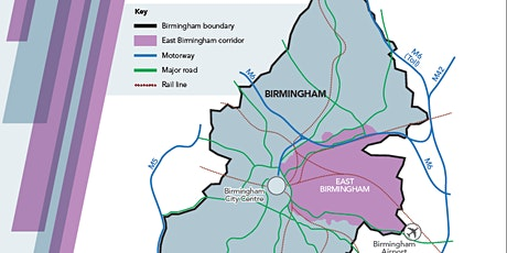 The East Birmingham Inclusive Growth Strategy tickets