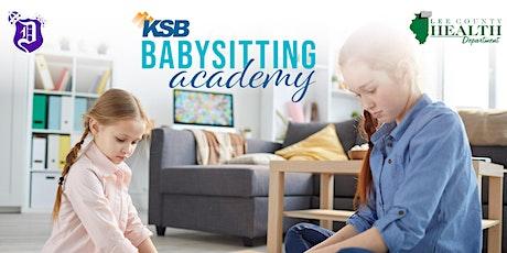 KSB Babysitting Academy tickets