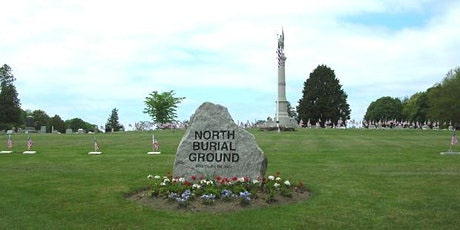 """""""Always Speak Kindly of the Dead"""": Walking Tour of the North Burial Ground tickets"""