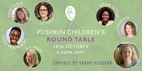 Pushkin Children's Round Table: meet the authors tickets