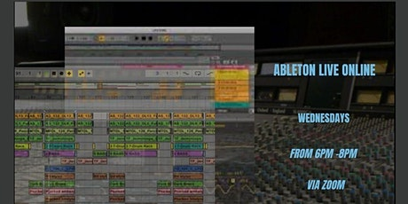 ABLETON LIVE  ONLINE tickets