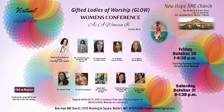 Women's Conference tickets