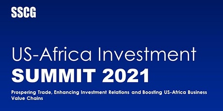 SSCG US - Africa Investment Summit 2021 tickets