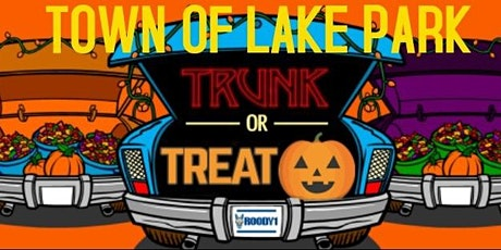 TRUNK OR TREAT DRIVE-UP EVENT tickets