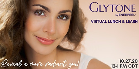 Glytone Peel Virtual Lunch & Learn tickets