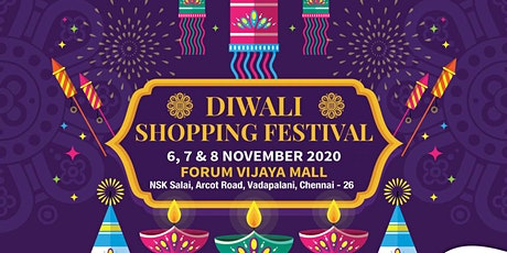 DIWALI SHOPPING FESTIVAL tickets