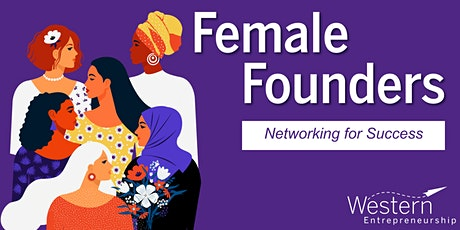 Female Founders: Networking for Success tickets