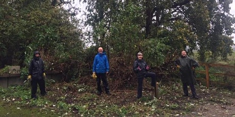 London Wildlife Trust workday Walthamstow Wetlands, Fri 30th October 2020 tickets