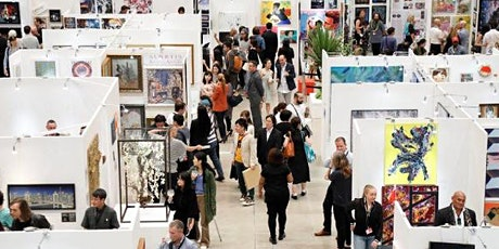 Tokyo International Art Fair - Day Ticket Saturday 9th Oct 2021 tickets