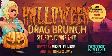 Switch Presents: A Halloween Drag Brunch (later show) tickets