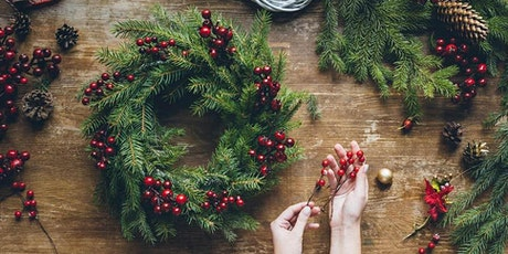 Maggie's West London Virtual Wreath Making tickets