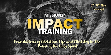 Mission24 Zoom Impact Training Course tickets