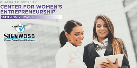 Get WOSB-Ready for the SBA's new Woman-Owned Small Business Certification P tickets
