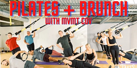 Pilates + Brunch tickets