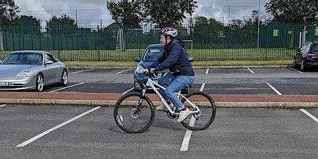 Bike Handling Improver - Adults tickets