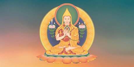 December - Empowerment Day: The Blessing Empowerment of Je Tsongkhapa tickets
