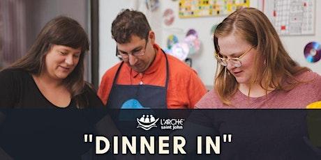 "L'Arche Saint John's ""Dinner In"" Fundraiser tickets"